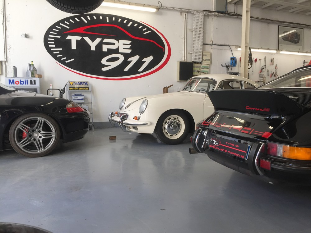 TYPE 911 Spécialiste Porsche 06